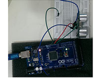 Working with arduino