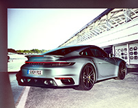 Porsche 992 Turbo for Christophorus Magazine