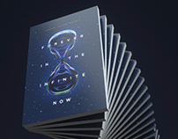 Book Design: Forever in the Infinite Now.