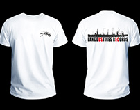 DESIGN T-SHIRT - Langoustines Records