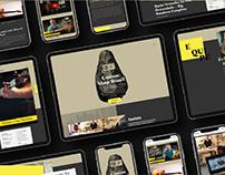 Custom Shop Brasil Website