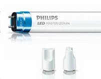 Bóng đèn Led Tuýp Master T8 Philips 1m5