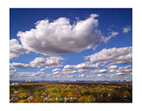 "Eric Copeman - ""Autumn Cloud Clusters"""