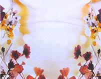"t-shirt ""flowers"""