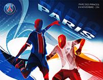 PSG - CHAMPIONS LEAGUE