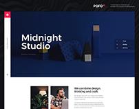 Pofo WordPress Theme - Creative Studio
