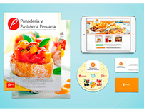 Rebrand & Editorial Revista Panadería y Pastelería