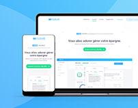 UI design #BankOnline #Graphicdesign