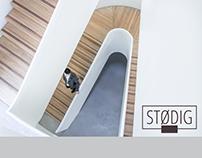 STØDIG bureau website