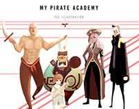 My Pirate Academy