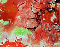 My Painting - The Storyteller