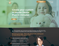 My Loyal Dental Play - Website Design and Development