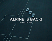 RENAULT - Alpine is back!