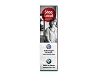 Volkswagen Animated Web Banner