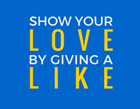 Show Your Love with a Like