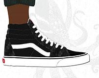Vans Illustrations Illustrator