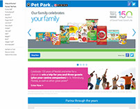 Purina Pet Park: 150 Years