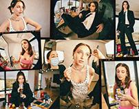 Emma Chamberlain for Main Addicts