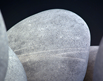 Procedural Pebbles with Maxwell Render