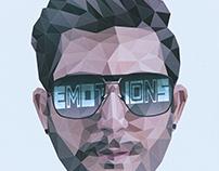 Chris Ramos : Emotions EP Artwork