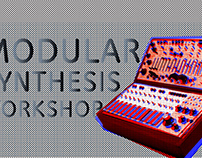 Modular Synthesis Workshop: Buchla by Stevie Richards