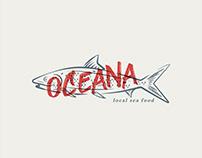 Oceana Restaurant - Corporate identity Logo design