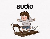 Sudio - Designing Sound X CarryGrow