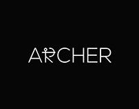 Archer - Logo / Wordmark