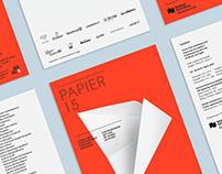 Papier15: foire d'art contemporain