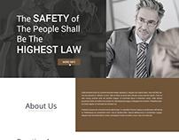Attorney Responsive Design
