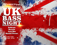 Poster for UK BASS Party