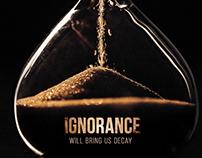 Ignorance poster