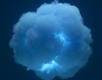 The Cloud Kit - Clouds For Animators