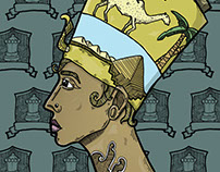 African Queens: Nefertiti