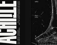 Achille — Exhibition Identity