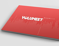 volumeet brand book / edit project