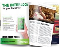 Moveee: UX Designed device interlock