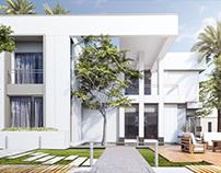 Villa Mr-Abdelmohusen KSA