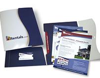 Rentals.com Sales Kit.