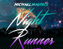 'Michael Maurice - Night Runner EP' Album-Art