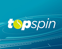 """TOP SPIN"" OTE TV."