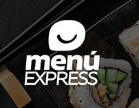 Menu Express App