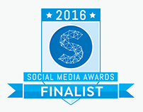Sockies 2016 Finalist Badges