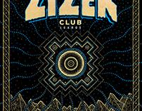 Poster 10 años de Zizek Club
