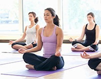 Yoga may be a good way to relax the mind