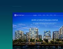 Büyükyalı Residential Complex | website