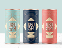 LEBU·COPI | Tea branding & packing
