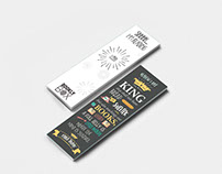 BooklyBox Bookmarks
