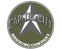 Capitol City Menu re-design