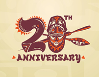Trader Vic's 20th Anniversary